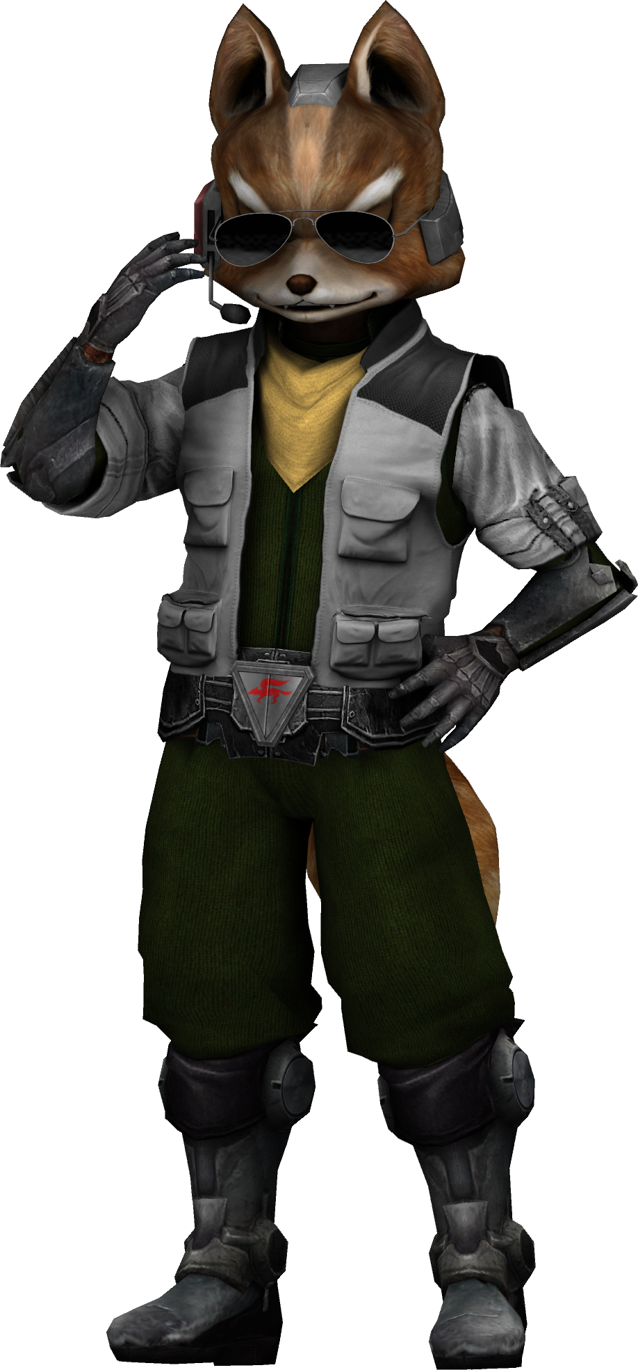 James And Fox Mccloud James McCloud - STAR F...